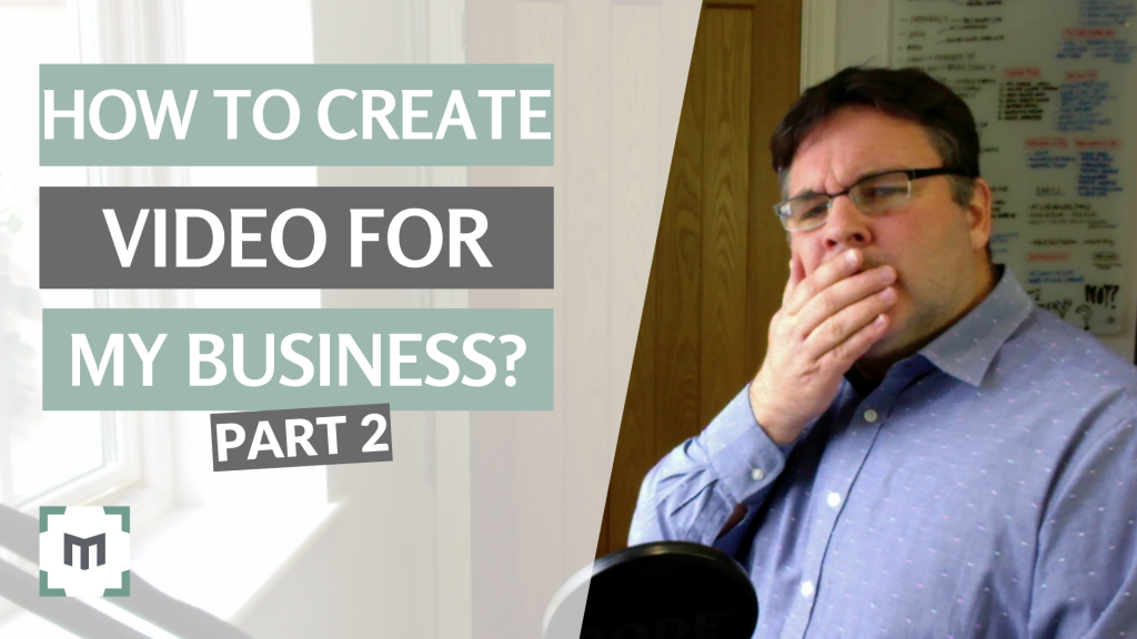 How to Create Video For My Business 2 How to make a video for your business. A simple 'How To' guide, to get you on your way to creating video content. Covering basic lighting, framing, sound and editing, so YOU can make VIDEO NOW!