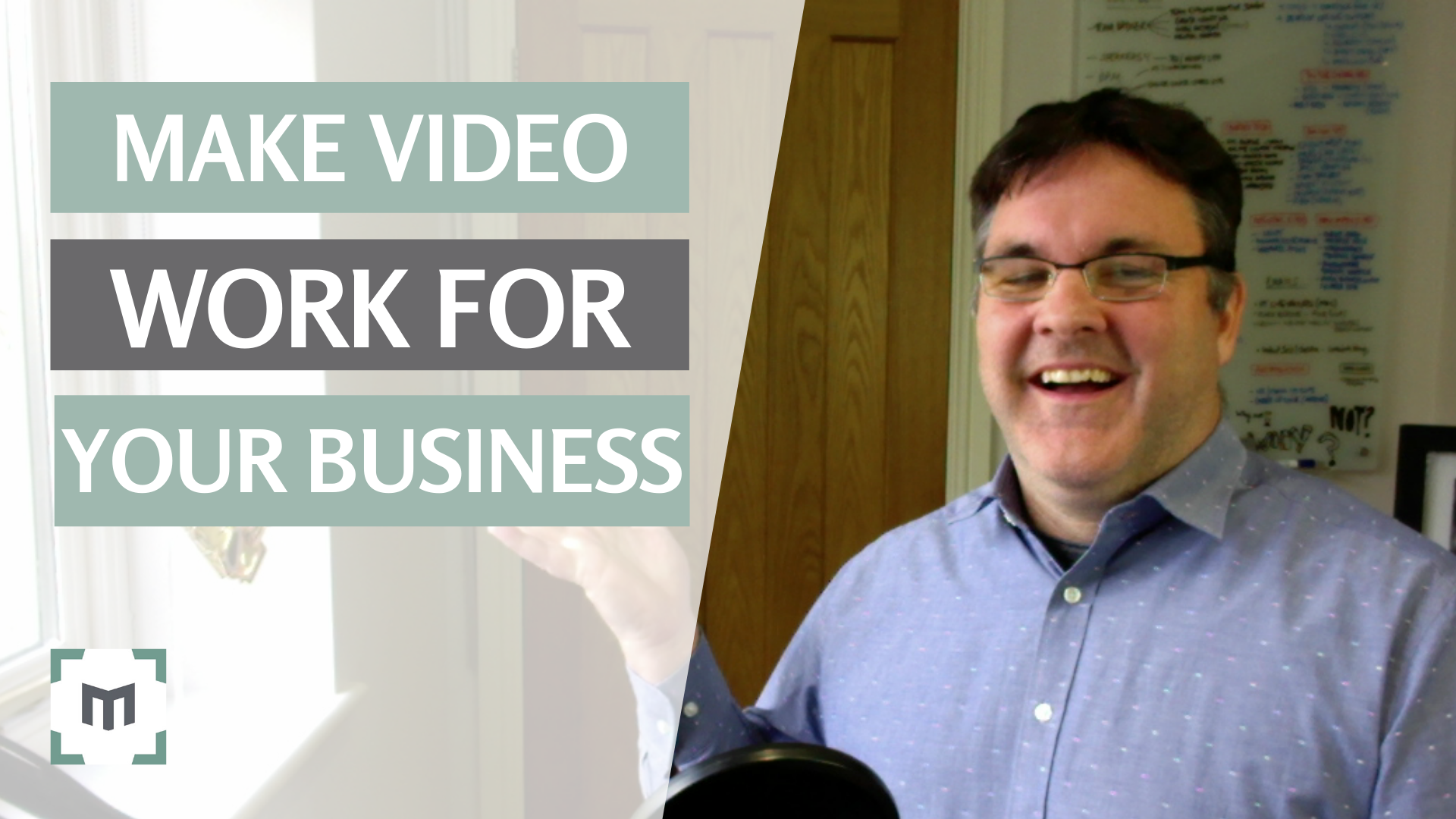 Make Video Work for Your Business. Do you want to leverage the POWER of Video Marketing for your Business? Do you want to learn the inside track on GROWING your Business with VIDEO? Then THIS is the channel for YOU.