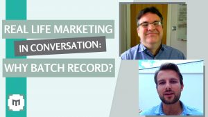 Why should you batch record your content? Business Owners Ben Mariner and Jeremy Mason talk Real Life Video Marketing and the strategies they use to succeed ...