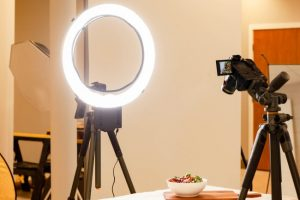 Simple tips on how to light your YouTube Video