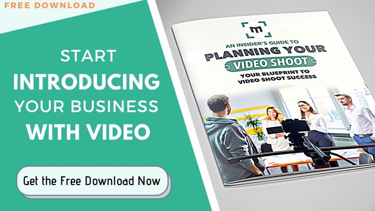 Motion Picture Video Production Free Download: Start Introducing Your Business with Video An Insider's Guide to Planning Your Video Shoot Your Blueprint to Video Shoot Success