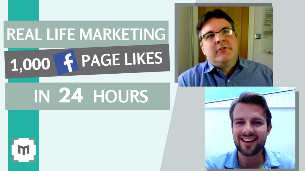 1,000 Page Likes in 24 Hours
