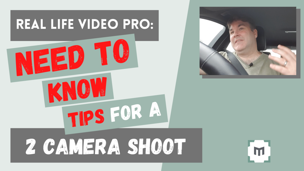 TV Cameraman, DP and Producer Jeremy Mason shares his tips on shooting an interview with two cameras. He reveals insights on how to film interviews, taking you through his pre-shoot thought processes before a live job.