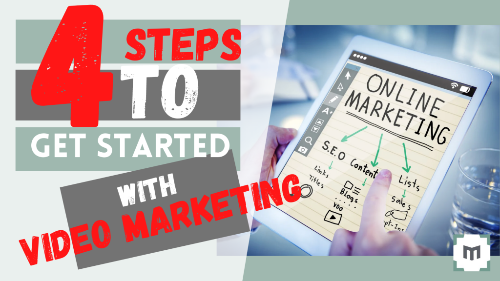 Want to know how to get started with Video Marketing? Want to leverage video content marketing for your business? In this video, we reveal 4 step video marketing strategies that are sure to get you well on the way to creating video marketing content for your business.