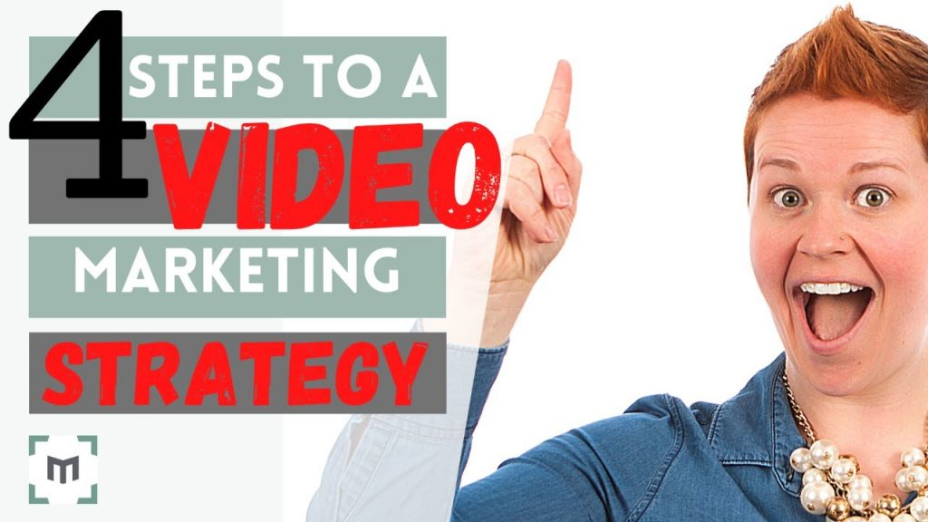 Want to know how to build a video marketing strategy? Follow the 4 steps unveiled in this video to get yourself on track to creating an effective video marketing strategy for your business.