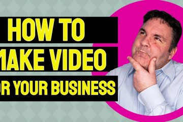 how to make video for your business